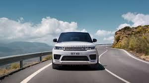 range rover sport 2017 2017 range rover sport p400e autobiography 4k wallpaper hd car
