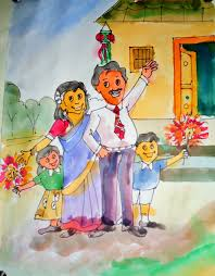 happy diwali 2015 for kids tutorial youtube