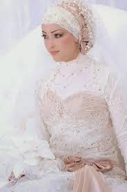 robe de mariã e pour femme voilã e mode mariée musulmane beautiful styles
