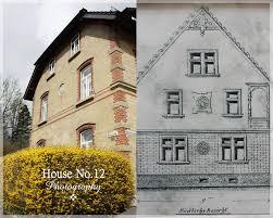Der Haus Oder Das Haus House No 12 Haustürdekoration Im April
