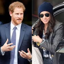 harry and meghan markle prince harry and meghan markle wear matching bracelets after