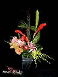 florist naples fl tropical flower arrangement by naples fl florist and event
