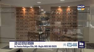 led luz estilo design shop web tv youtube