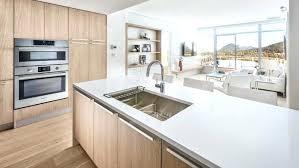 amenager cuisine ouverte cuisine ouverte sur salon cuisine salon cuisine en plan amenager