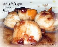 cuisiner noix jacques recette de noix de st jacques au porto et aux échalotes
