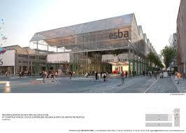 square louis bureau nantes nantes higher of arts franklin azzi architecture