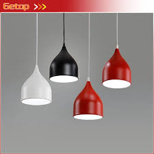 Creative Lighting Fixtures Aliexpress Com Buy Modern Led Pendant Light Restaurant Bar