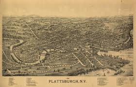 deeply zoomable map of plattsburgh ny in 1899 19th century deeply zoomable map of plattsburgh ny in 1899