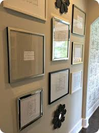 Wall Decor For Kitchen Ideas Best 10 Framed Recipes Ideas On Pinterest Red Kitchen Decor