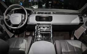 land rover range rover sport 2015 interior 2014 land rover range rover sport drive automobile magazine