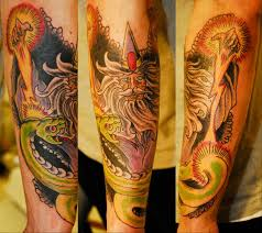 wizard tattoo designs best tattoo design ideas 2015