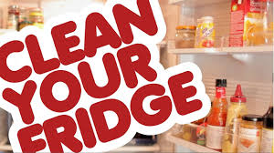 Kitchen Cleaning Tips How To Clean A Refrigerator Kitchen Cleaning Ideas Youtube