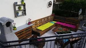 Rustic Patio Furniture Sets by Spectacular Pallet Patio Furniture Ideas