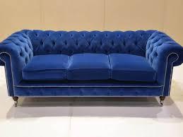 chairs 59 supple blue velvet sofa inspiration also blue