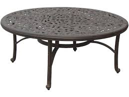 Darlee Patio by Darlee Outdoor Living Series 80 Cast Aluminum Antique Bronze 52