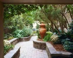 Patio Garden Ideas Pictures Landscape Design Ideas Patios And Garden Paths