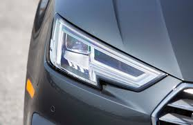 audi a4 headlights 2017 audi a4 quattro first test review