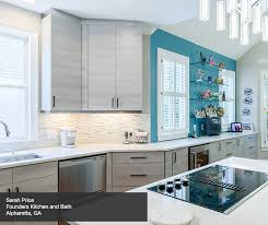 blue gray stained kitchen cabinets contemporary melamine kitchen cabinets in pier finish