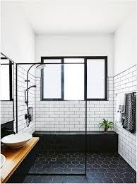 Houzz Modern Bathrooms Black Floor Bathroom Ideas A Guide On 11 Best Midcentury Modern