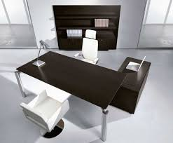 Wooden Desk Chairs With Wheels Design Ideas Modern Executive Desk Home Painting Ideas