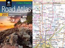 atlas road map rand mcnally map ebay