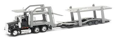 buy new kenworth truck amazon com 1979 kenworth w900 tandem car carrier auto transporter