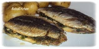 cuisiner les sardines les sardines chermoula de baba s kitchen