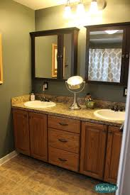 Bathroom Cheap Makeover Art Is Beauty Budget Bohemian Bathroom Makeover Before And After