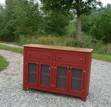 Curved Sideboard Sideboards With Drawers Kountry Kupboards
