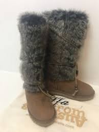 s yeti boots bnwot from australia shearling lined yeti boots uk 3 36