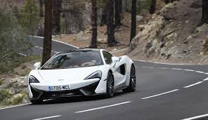 mclaren supercar 2017 mclaren what u0027s new for 2017