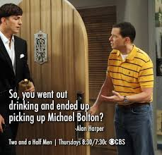 Meme With Two Pictures - photos two and a half men meme on cbs com