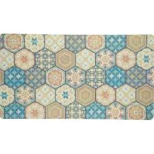 Teal Kitchen Rugs Kitchen Rugs Mats Mats The Home Depot