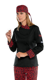 blouse de cuisine femme veste de cuisine femme sushi collection blouse de cuisine veste