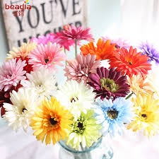 online shop super value artificial daisy flower fake flower for