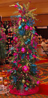 christmas tree designs gold and red decorations ideas unique fl