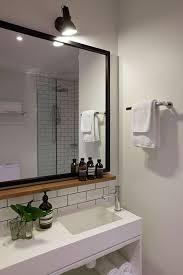 Bathroom Mirror And Shelf Bathroom Mirror Shelf Bathroom Mirror With Shelf Exle Industry