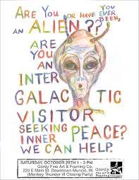 Seeking Aliens Aliens In Muncie Karl Hugo Erickson