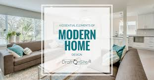 home design elements the 4 fundamental elements of modern house design draft on site