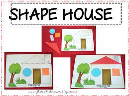 esl efl preschool teachers house blog shape worksheet for free