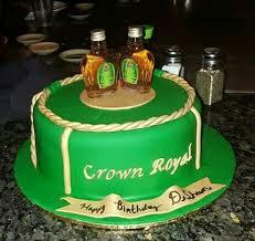 Liquor Bottle Cake Decorations Best 25 Crown Royal Cake Ideas On Pinterest Crown Royal Drinks