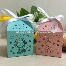 cute its a boy its a laser candy box chocolate favour box