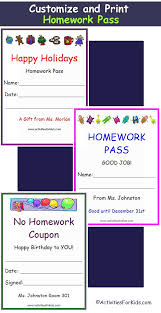 Printable Bathroom Passes Position Resume Teaching Writing Printable Homework Pass Templates