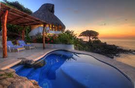 all inclusive private beach rentals riviera nayarit mexico
