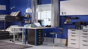 bureau dans une chambre bureau chambre ado bureau modulable 140 cm avec caisson bureau