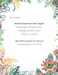 Example Of Invitation Card Farewell Invitation Template Themesflip Com