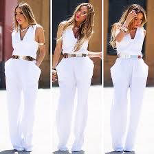 white romper jumpsuit de la haute rebellious large pocket jumpsuit haute