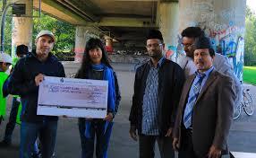 Sparkasse Bad Nauheim Der Ahmadiyya Charity Walk In Nürnberg Ahmadiyya Muslim Jamaat