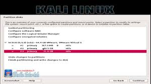 dual boot kali linux windows 8 1 creation new partition and