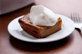 boozy persimmon pudding recipe chowhound